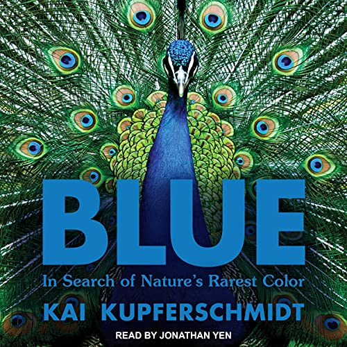 Blue Audiobook By Kai Kupferschmidt cover art