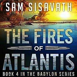The Fires of Atlantis cover art