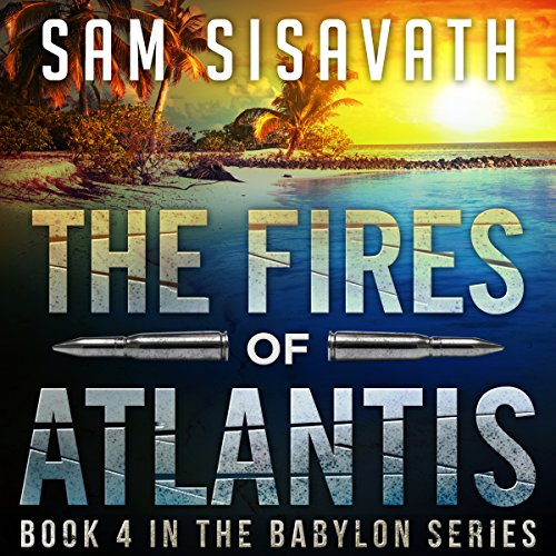 The Fires of Atlantis Titelbild