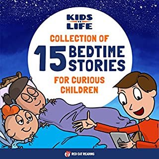 Kids vs. Life: Collection of 15 Bedtime Stories for Curious Children cover art
