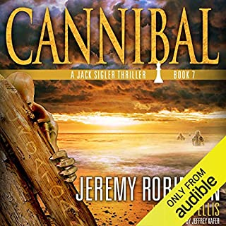 Cannibal audiobook cover art