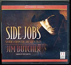 Side Jobs - Stories From The Dresden Files (Unabridged Audio CDs)