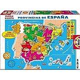 Educa - Provincias España Puzzle, 150 Piezas, Multicolor (14870)