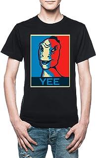 Vendax Yee T-Shirt Uomo Nero
