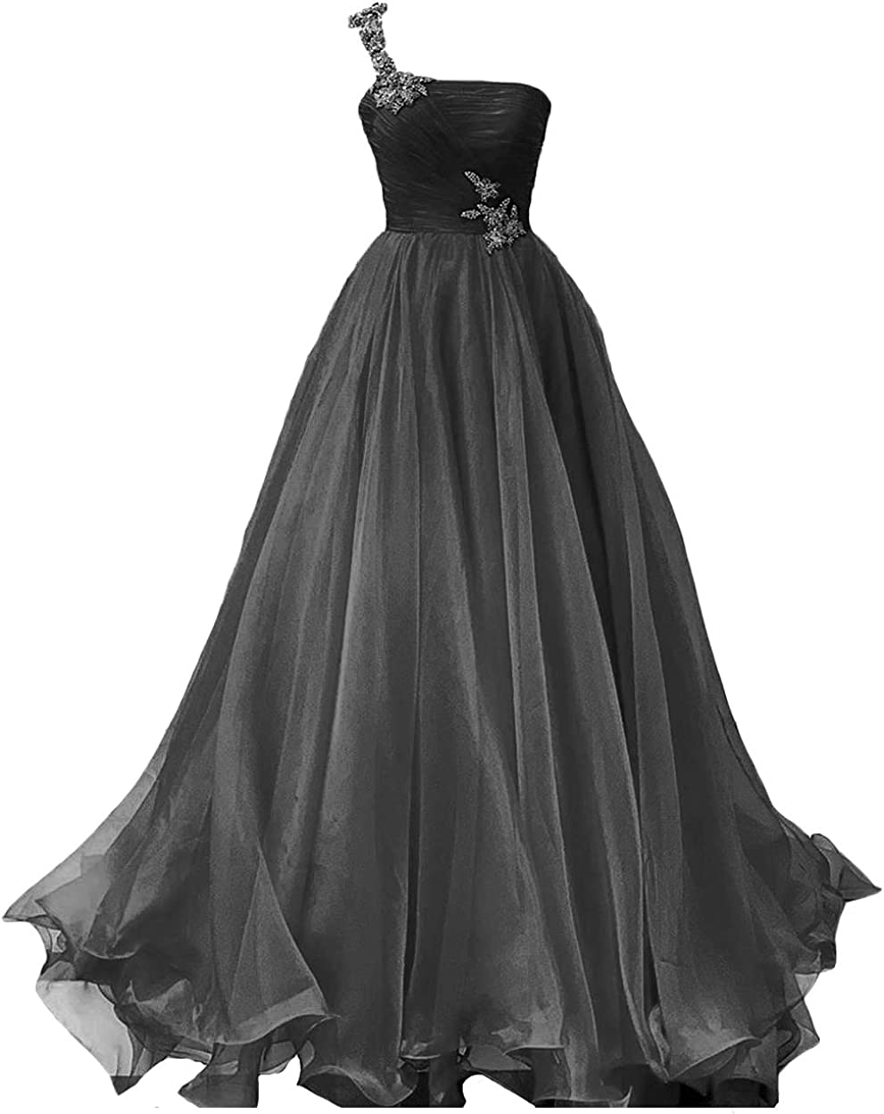 Dydsz Women's Elegant Evening Dresses Dress One Party Fresno Direct stock discount Mall Formal for