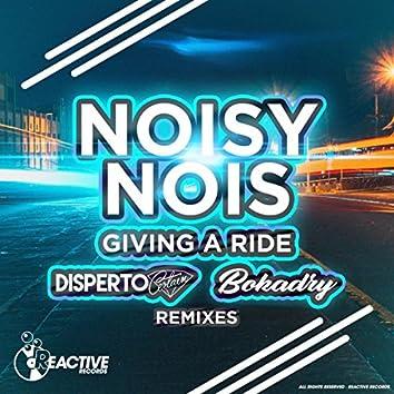 Giving A Ride EP