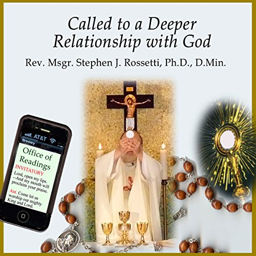 Called to a Deeper Relationship with God cover art