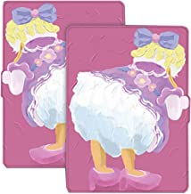 YiGooood - Kindle Case - Kindle Paperwhite 2020 - Protective Cover for Kindle 1/2/3/4 (KPW 1/2/3, Little Pinky Duck)