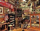 Springbok Americana Jigsaw Puzzle (500-Piece) by Springbok