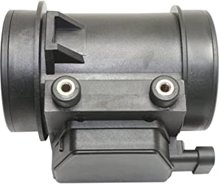 MAF Sensor compatible with 86-89 Chevrolet Chevy Camaro Chevy Corvette 5 Prong w/Housing