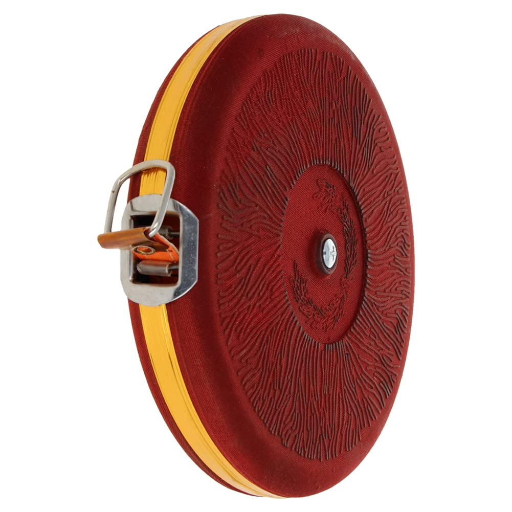 Auniwaig 1 Piece 98 Ft Closed Reel 30M Long Round R 70% OFF Outlet Tape Arlington Mall Measure