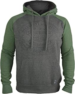 green guinness hoodie