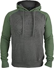 Guinness Grey and Green Hoodie