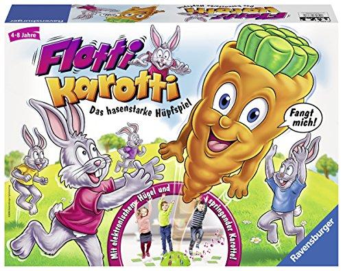 Ravensburger Kinderspiele 21200 - Flotti Karotti