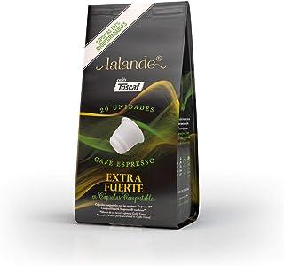 comprar comparacion Toscaf Cápsulas Compostables Compatibles Nespresso, 189g, Pack de 1