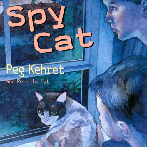 Spy Cat audiobook cover art