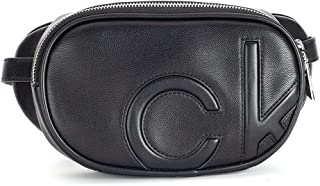 Calvin Klein Damen WAISTBAG Gürteltasche, Schwarz, 28 Inches, Extra-Large