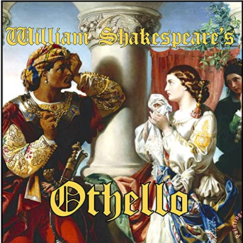 Othello Audiobook By William Shakespeare cover art