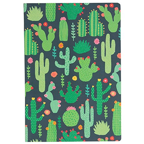 Sass and belle by RJB Stone - Papeterie diverse - Cahier Cactus (A5)
