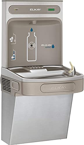 new arrival Elkay LZS8WSSK EZH2O sale Bottle Filling Station with high quality Single ADA Cooler, Stainless Steel online