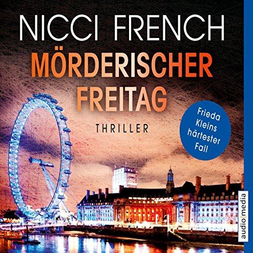 Mörderischer Freitag audiobook cover art