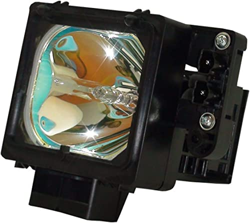 Aurabeam 915B455011//915B455A11 Professional Mitsubishi Rear Projection Television Replacement Lamp DLP Bulb with Housing//Enclosure Powered by Philips