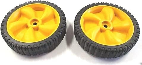 MTD 634-04100A Pack of 2 Wheel Assemblies - 8 x 1.8