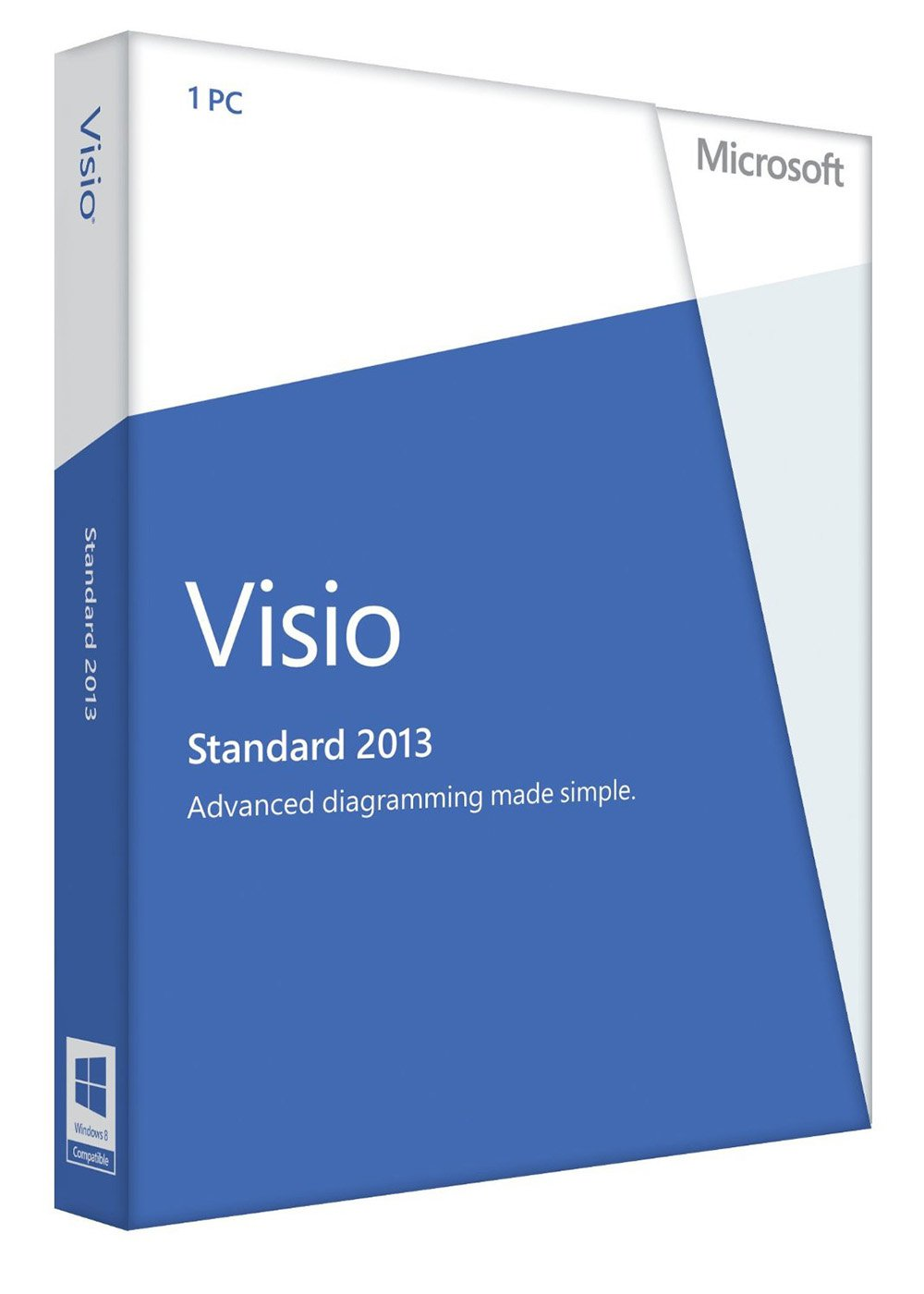 Visio Standard 2013 For Sale
