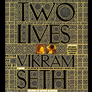 Two Lives audiobook cover art