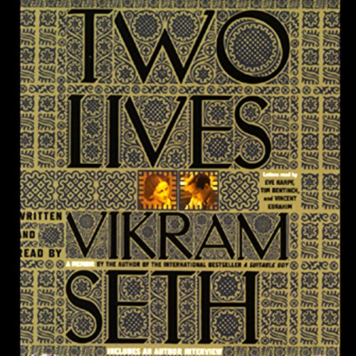 Two Lives Audiobook By Vikram Seth cover art