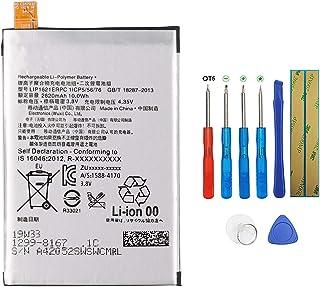 Swark LIP1621ERPC - Batería de Repuesto para Sony Xperia x F5121 Xperia x Dual F5122 (con Herramientas)