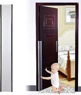 YHomU Finger Pinch Guard Universal Door Hinge Guard Protective Adhesive Baby Proof Door Safety Guard Pinch Protector Door ...