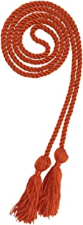 Leishungao Graduation Honor Cord for College High School Commencement Ceremonies Orange