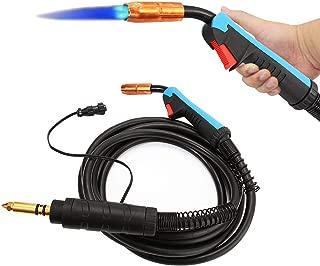 Dyna-Living Miller Mig Welding Gun 250Amp 15Ft Welding Gun Torch Welder Gun M-25 Welding Torch Stinger Replacement