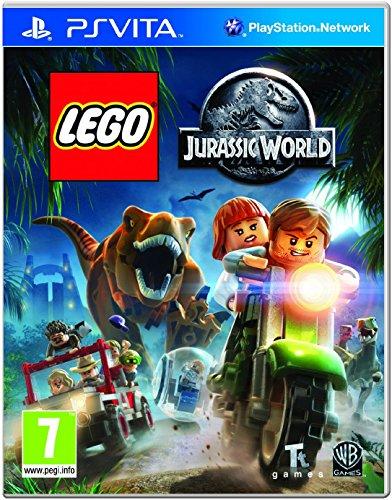 Jogo LEGO Jurassic World PS Vita
