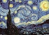 Vincent Van Gogh: Starry Night, Sternennacht | Poster,