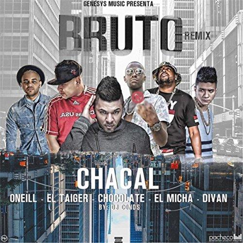 Bruto (DJ Conds Remix) [feat. El Micha, Divan & El Taiger]