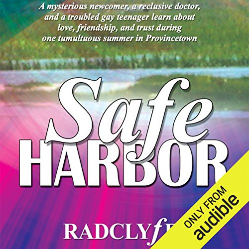 Safe Harbor audiobook cover art