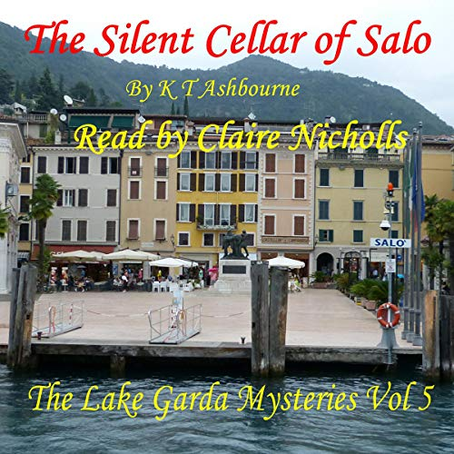 The Silent Cellar of Salo audiobook cover art
