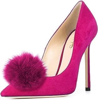 Best cute hot pink heels Reviews