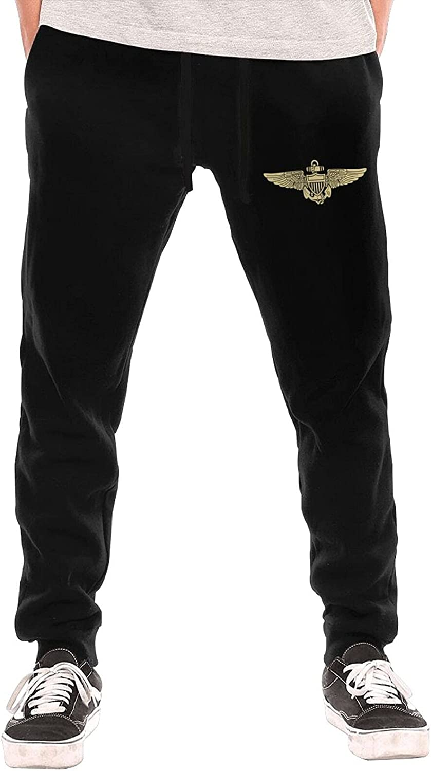 Constantyou Naval Animer and price revision Aviation Choice Insignia Sweatpants Pants Men Jogger