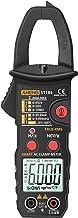 Nishore True RMS Multímetro Digital Alicate Amperímetro DC/AC Detector de Tensão AC Amp Meter com Capacitância em Ohm NCV ...