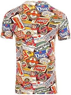 Underwear Cotton All Over Logo T-Shirt
