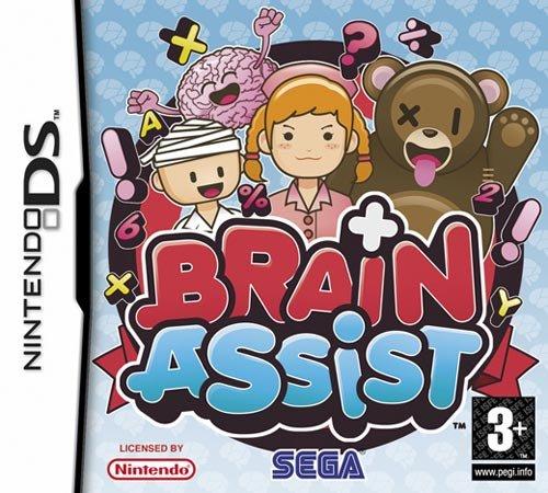 DS - Brain Assist - [PAL ITA - MULTILANGUAGE]