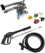 Annovi Reververi 2400 psi AR Pressure Washer Pump & Spray KIT - AR RMW2.2G24-EZ Replacement EZ by The ROP Shop