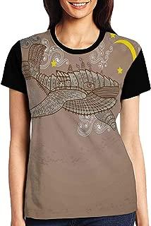 Camisetas Steampunk de Mujer