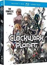 Clockwork Planet Blu-Ray/DVD(クロックワーク・プラネット 全12話)