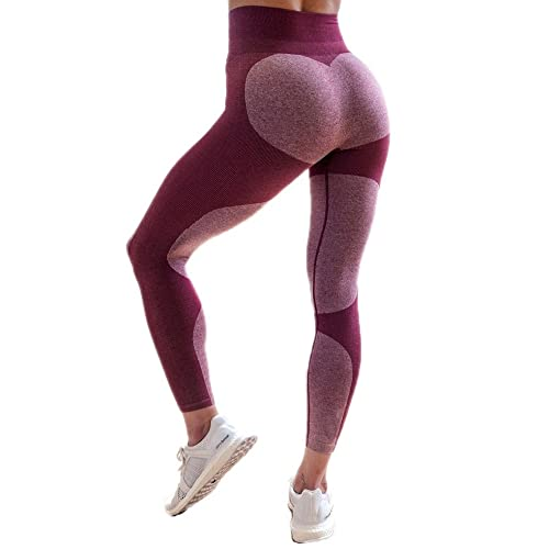 dbb199e6caf2d Women's Fitness Leggings Workout Ankle-Length Yoga Pants Super Stretch  Sportwear