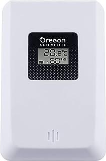 Oregon THGR-221 Sensor Remoto/termómetro/higrómetro, Blanco