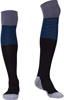Compression Socks for Men Over Knee, Best Graduated Athletic Fit for Running, Nurses, Flight Travel & Maternity Pregnancy. Boost Stamina, Circulation & Recovery